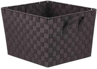 ... Home Basics Non-Woven Open Strap Bin (Set of 2)  sc 1 st  ShopStyle & Room Essentials Storage Bins - ShopStyle