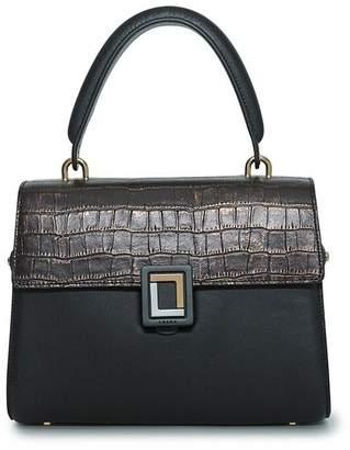 Luana Italy Paley Mini Leather Satchel