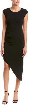 BCBGeneration Asymmetrical Sheath Dress