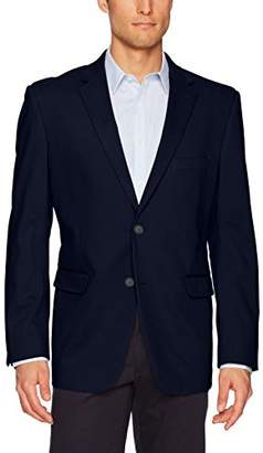 James Campbell Men's Cotton Twill Sportcoat