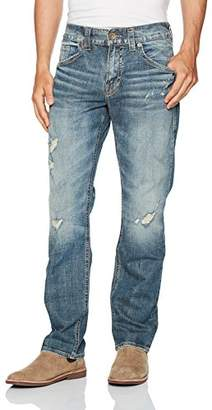 Silver Jeans Men's Hunter Loose Fit Tapered Leg