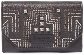 Liebeskind Berlin Women's Embroidered Leather Wallet