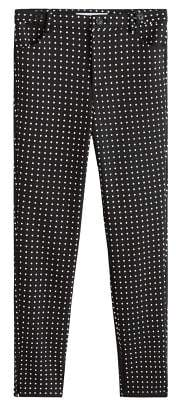 MANGO Suit slim-fit trousers