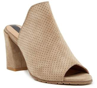 Matt Bernson Garde Perforated Suede Sandal