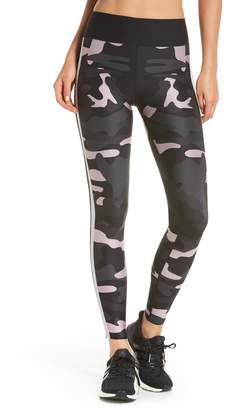 ULTRACOR High Waist Camo Collegiate Leggings