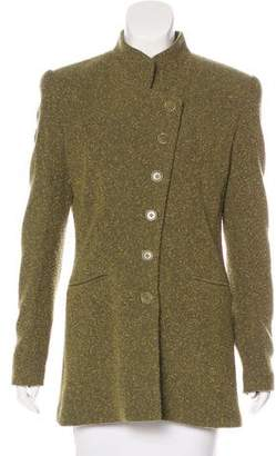 Rena Lange Virgin Wool Bouclé Jacket