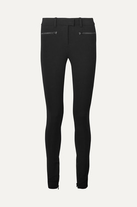 Tom Ford Stretch-jersey Skinny Pants - Black