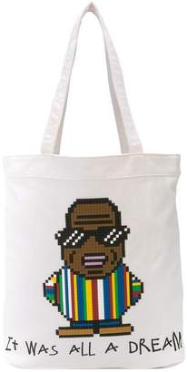Mostly Heard Rarely Seen 8-Bit Big Pappa tote