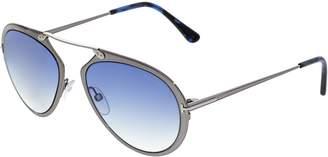 Tom Ford Dashel FT0508-12W-53 Aviator Sunglasses
