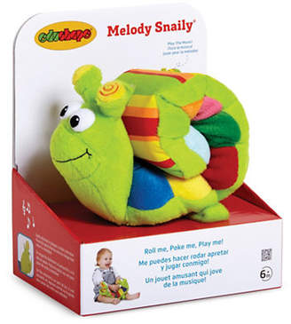 Edushape Melody Snaily Stuffed Toy