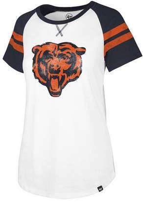 '47 Women's Chicago Bears Flyout Raglan T-Shirt