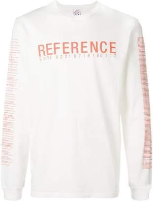 Yang Li Reference sweatshirt