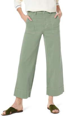 Joe's Jeans The High Waist Crop Trouser Jeans