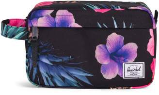 Herschel Chapter 5L Printed Zip-Up Travel Bag