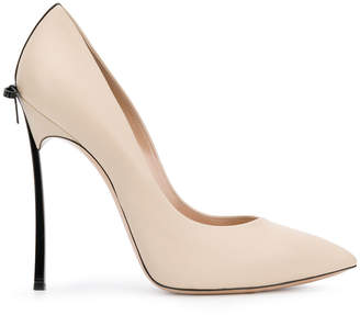 Casadei Blade bow-embellished pumps