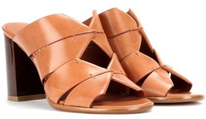 Salvatore FerragamoSalvatore Ferragamo Evelina leather mules