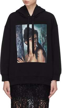 Stella McCartney 'Tina' graphic print hoodie