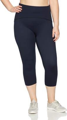 Spanx Women's Active Compression Cropped Leggings
