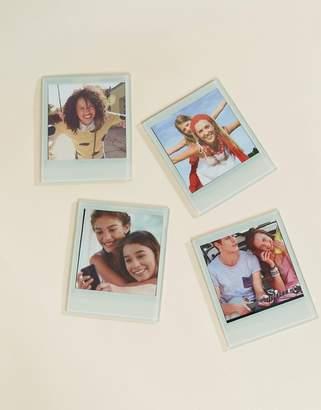 Polaroid Fizz Creations Photo Coasters