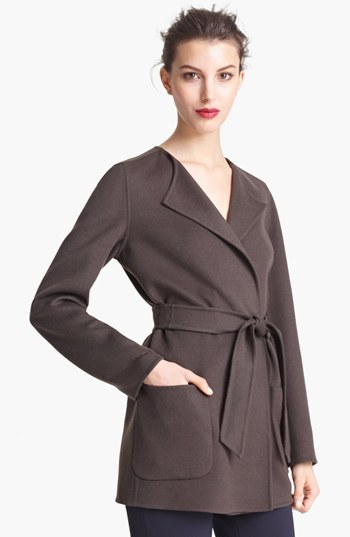 Max Mara Wool Blend Coat
