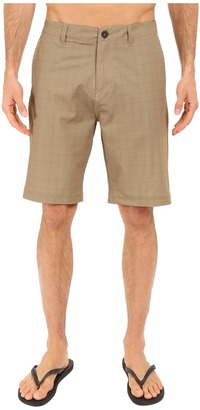 "Quiksilver Neolithi Camp 21"" Walkshorts $58 thestylecure.com"