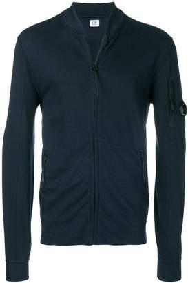 C.P. Company lens full zip sweatshirt