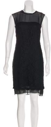 Ali Ro Lace Sleeveless Dress