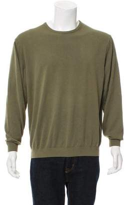 Barneys New York Barney's New York Knit Crew Neck Sweater