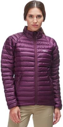 Rab Microlight Down Jacket -Women's
