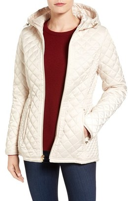 Women's Laundry By Shelli Segal Quilted Jacket $128 thestylecure.com