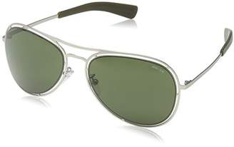 Police S8960 Offside 3 aviator Sunglasses