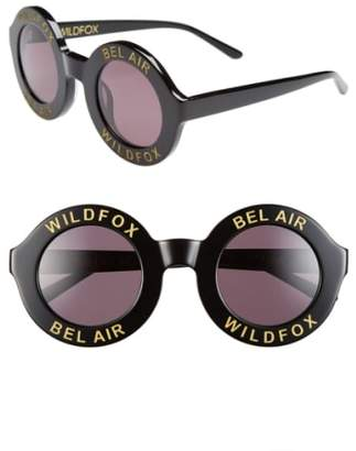 Wildfox Couture 'Bel Air' 44mm Sunglasses