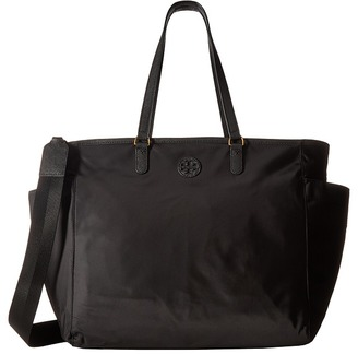 Tory Burch - Scout Nylon Baby Bag Tote Tote Handbags $395 thestylecure.com