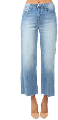 L'Agence Danica Wide Leg Jean