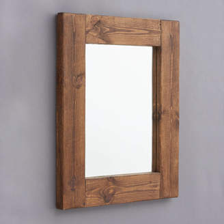 horsfall & wright Chunky Old Wood Framed Mirrors