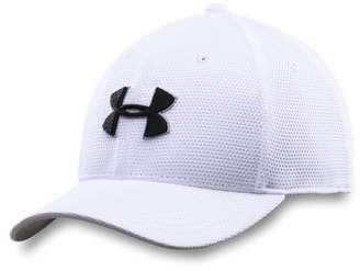 Under Armour Boys' UA Blitzing II Stretch Fit Cap
