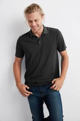 Velvet by Graham & Spencer WILLIS COTTON PIQUE POLO