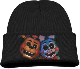 Freddy Harrietoop Knit Beanie Cap Hat WELCOME TO THE FAMILY Five Nights At Fashion Boys/Girls