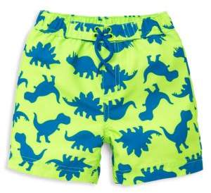 Little Me Baby Boys' Dino-Printed Swim Trunks