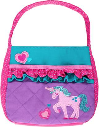 Stephen Joseph Little Girl's Quilted Purse Accessory
