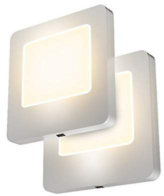GGI International LED Night Light with Dusk to Dawn Sensor