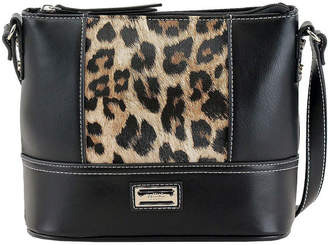 CSM027 KRISTEN Zip Top Crossbody Bag