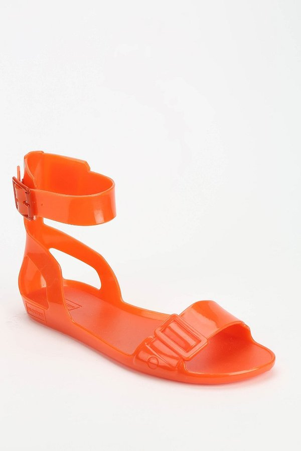 Hunter Ankle-Wrap Sandal
