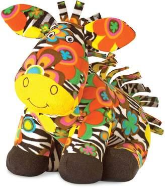 Melissa & Doug Beeposh Zelda Zebra Stuffed Animal