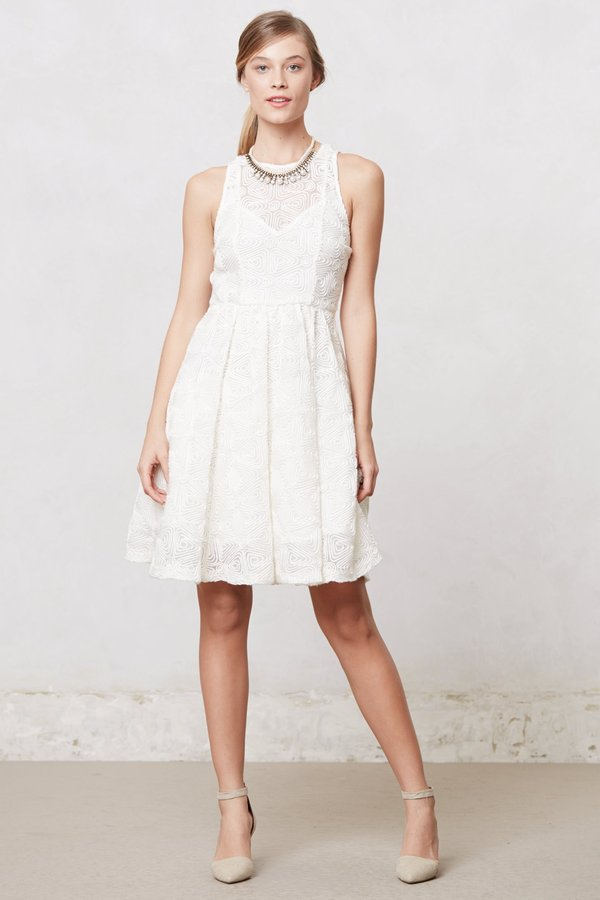 Anthropologie Isadora Dress