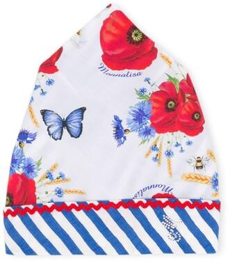 MonnaLisa printed bandana