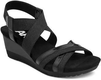 Anne Klein Sport Siesta Wedge Sandal - Women's