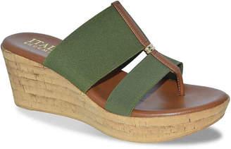 7aeb2b4d0149 Italian Shoemakers Nami Wedge Sandal - Women s