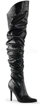 Pleaser USA Women's CLASSIQUE-3011 Over The Knee Boot