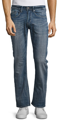 Buffalo David Bitton Buffalo David Bitton King-X Slim Boot Stretch Jeans